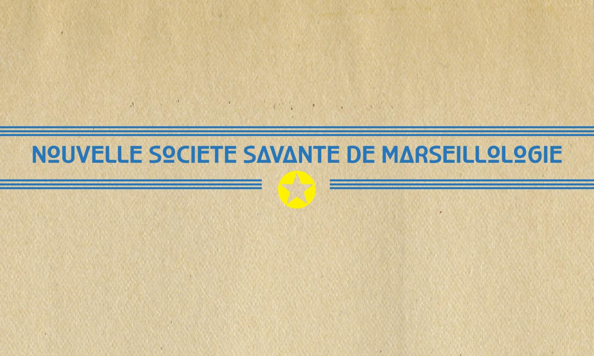Marseillologie