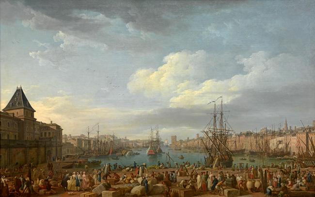 Marseille : une approche sémiotique (2) Significations de la mer